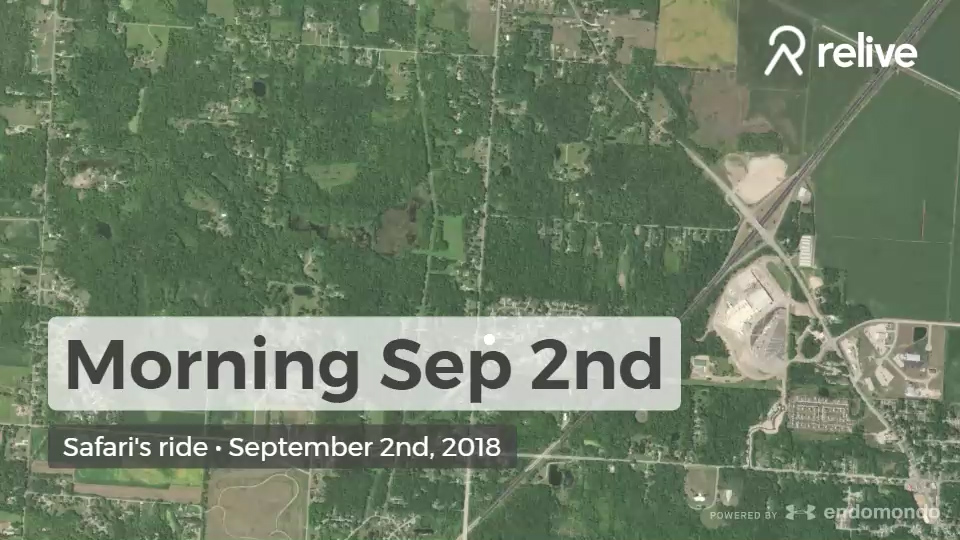 Twelveth stage: South Bend – Beverly Shore