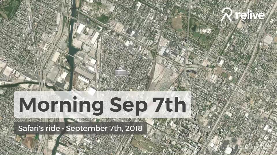 Fourteenth stage: Chicago – Plainfield